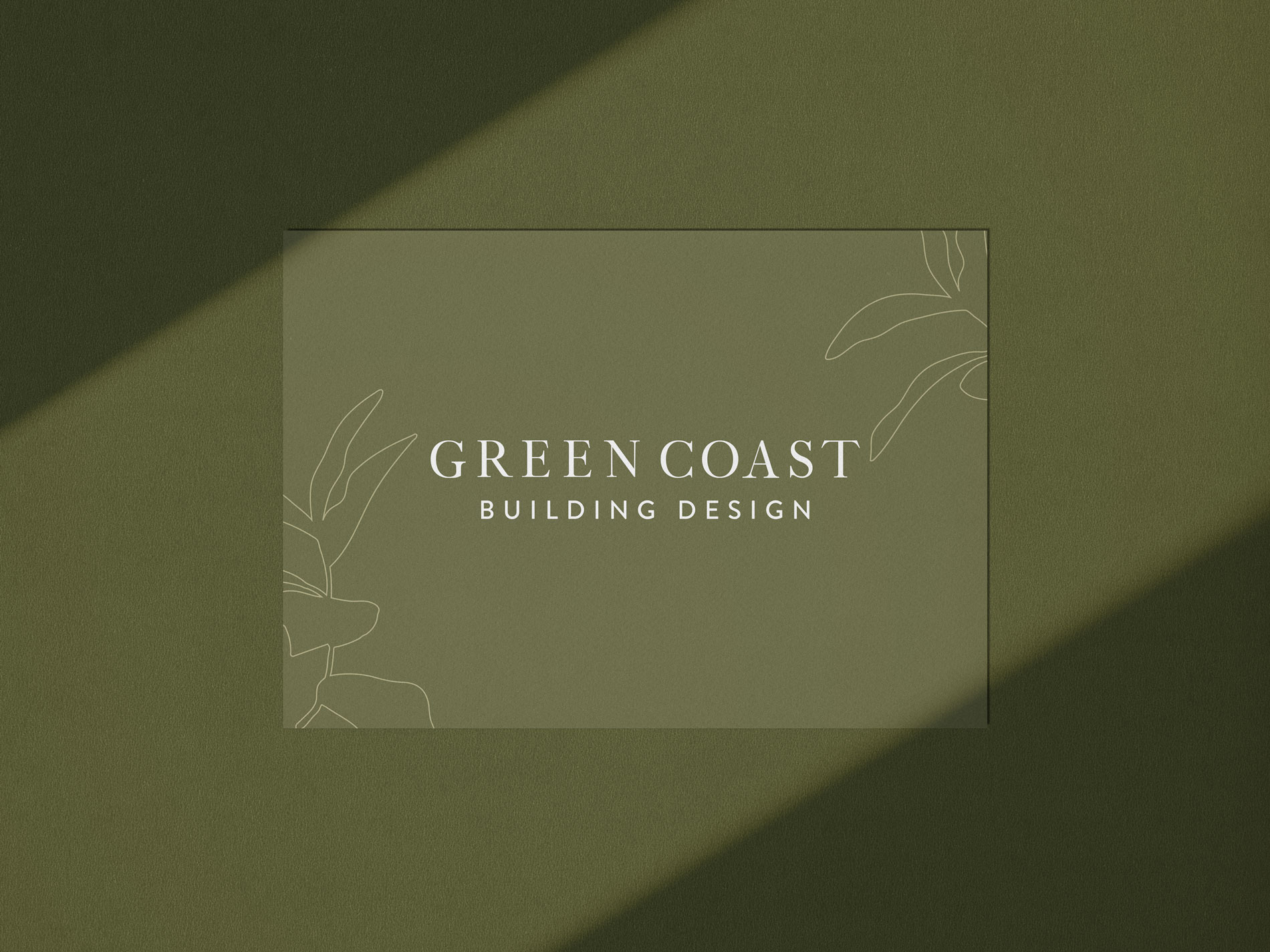 La Fin Branding greencoast building design